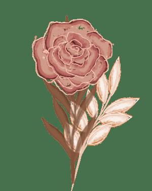 Undangan Nikah flower 3